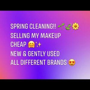Makeup at a bargain price